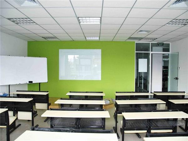 教育培训机构装修效果图
