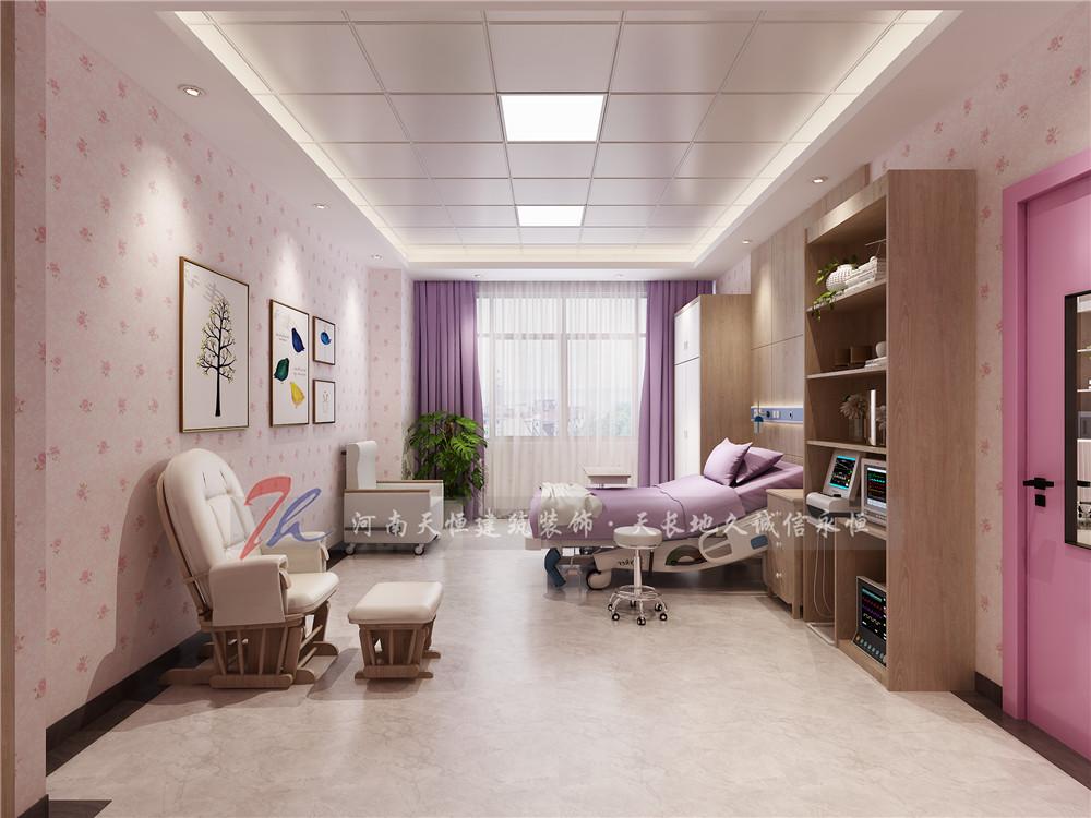 妇幼保健院装修设计
